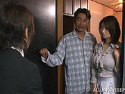 Mio Takahashi lovely Japanese model is hooked on sex