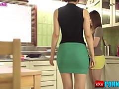 big boobs lesbain wife cheating 08