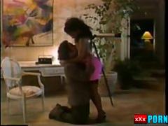 Nina Deponca and Ron Jeremy
