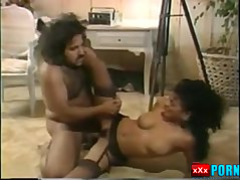 Nina Deponca and Ron Jeremy