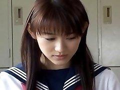 Japanese girls love semen