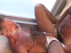 Two Muscle Daddy's Fuck