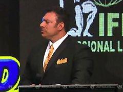 MUSCLEBULLS: 2014 Mr. Olympia Mens 212 Showdown - Awards
