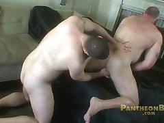 Pantheon Bears - Lone Star Bears - Dwaine Anthony & Ceasar Calderon