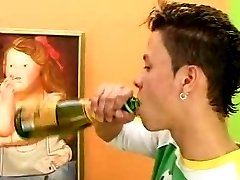 Latino Boys Kiss and Fuck Hard