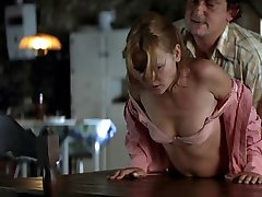 Virginie Ledoyen nude in spanish film