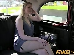 FakeTaxi - Dirty british cougar is happy