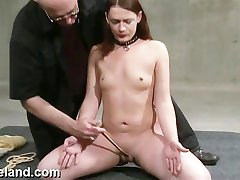 Wasteland Bondage Sex Movie  A Young Caning Pt 1