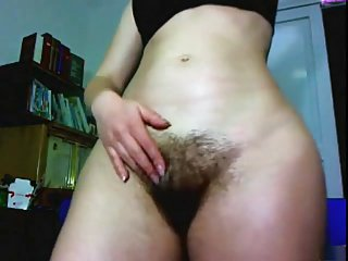 Hairy armpits and pussy webcam