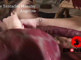 The Tentacles Monster Angelina Brill