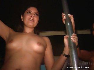 Cum Orgy Pervers - Tekohas and Mariska - P1..:::::::B