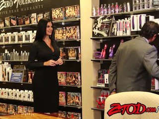 Jasmine Jae is going to take it on the office