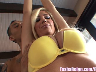 Tasha Reign Gets Fucked by Yoga Teacher!