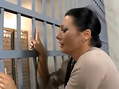 French Sandra fucked in Jail